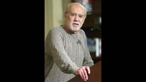 """George Carlin: Even with five Grammy Awards, this standup comedian is known for his trip to the U.S. Supreme Court after his """"Seven Dirty Words"""" bit was broadcast on the radio."""
