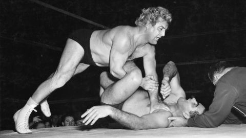 Gorgeous George: The wrestling name of George Wagner, who used the flamboyant character to become one of the biggest wrestling stars of the 1940s and 1950s.