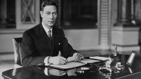 In choosing the name George Alexander Louis, Prince William and his wife have selected a name rich in British history.  Six kings have been named George, including George VI, the queen's father, who ruled from 1936 to 1952.