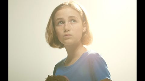 Sophia Peletier (Madison Lintz) got lost in the woods. She later turned up as a walker locked in the barn on Hershel Greene's farm. Sheriff Rick Grimes shot her in the head to finish her off.