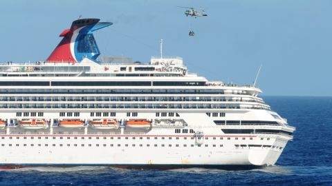 """A fire in the <a href=""""http://www.cnn.com/2010/TRAVEL/12/15/carnival.splendor.cancellations/index.html?iref=allsearch"""">Carnival Splendor </a>engine room in November 2010 crippled the cruise ship, stranding passengers off the coast of Mexico for several days without air conditioning or hot showers."""