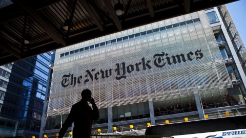 The New York Times' website has been inaccessible for many users since Tuesday afternoon.
