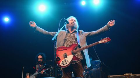 """Tom Petty<a href=""""http://www.washingtonpost.com/blogs/celebritology/post/tom-petty-not-pleased-with-michele-bachmanns-use-of-american-girl/2011/06/28/AG1IdVpH_blog.html"""" target=""""_blank"""" target=""""_blank""""> objected</a> to Michele Bachmann's campaign playing his 1977 hit """"American Girl"""" after it was played during the kickoff event for the Minnesota representative's presidential bid."""