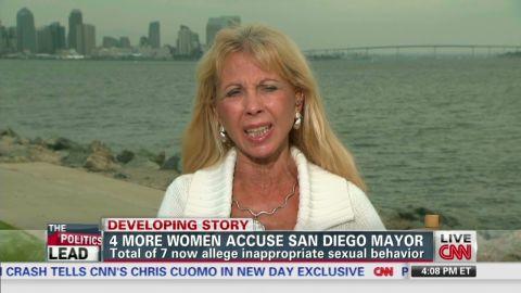Lead San Diego mayor sexual harassment Gloria Allred Morgan Rose_00043823.jpg