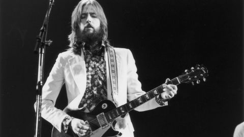 """Guitar legend Eric Clapton made Cale's """"Cocaine"""" and """"After Midnight"""" famous. Clapton's """"Cocaine"""" made it to the 30th position on the Billboard Hot 100 in 1980."""
