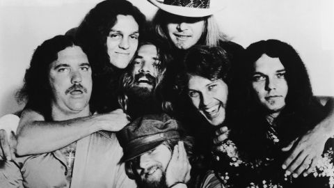 """Southern rockers Lynyrd Skynyrd covered """"Call Me the Breeze"""" on their album 1974 """"Second Helping."""""""