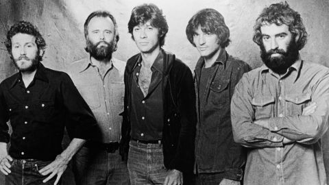 """Canadian group The Band covered Cale's """"Crazy Mama"""" on their 1996 album """"High on the Hog."""" Cale's own version of the song made it to the 22nd spot on Billboard's Hot 100 in 1972."""