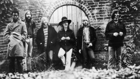 """Another Southern rock group, The Allman Brothers Band, also covered """"Call Me the Breeze."""""""