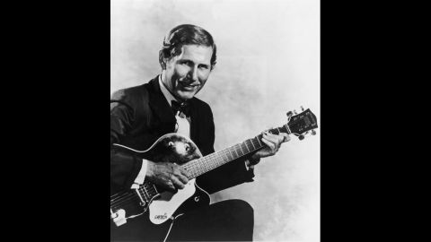 """Chet Atkins also took up """"After Midnight"""" on his album """"Picks on the Hits."""" The album was nominated for a Grammy Award for Best Country Instrumental Performance in 1972."""