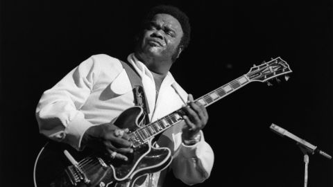 """Freddie King's 1974 album """"Burglar"""" featured his cover of Cale's """"I Got the Same Old Blues."""""""