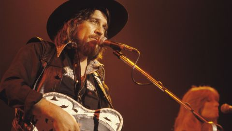"""Country singer Waylon Jennings covered both """"Louisiana Women"""" in 1974 and """"Clyde"""" in 1980."""