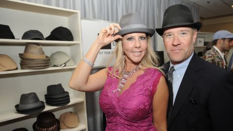 """""""Real Housewives of Orange County"""" star Vicki Gunvalson dodged a legal bullet <a href=""""http://www.thewrap.com/tv/article/real-housewives-ocs-vicki-gunvalson-escapes-250k-lawsuit-ex-beau-not-so-lucky-103641"""" target=""""_blank"""" target=""""_blank"""">when a $250,000 breach of contract suit against her was dismissed</a> in July 2013. But boyfriend Brooks Ayers didn't fare so well in the case, which accused Gunvalson of giving Ayers a percentage of a vodka business without informing her business partner. The portion of the suit against Ayers was not dismissed."""