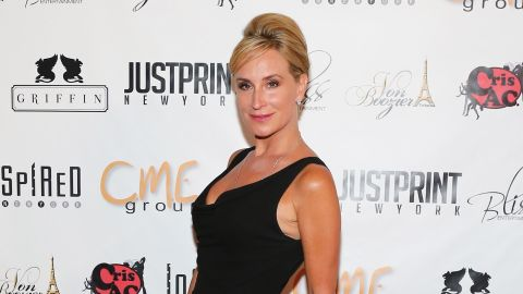 """""""Real Housewives of New York"""" dealt a great deal with the <a href=""""http://www.usmagazine.com/entertainment/news/nyc-housewife-sonja-morgan-198-million-in-debt-blames-john-travolta-20101711"""" target=""""_blank"""" target=""""_blank"""">financial troubles of cast member Sonja Morgan.</a> She blamed it partially on a $7 million judgment entered against her over a failed movie project she was producing."""