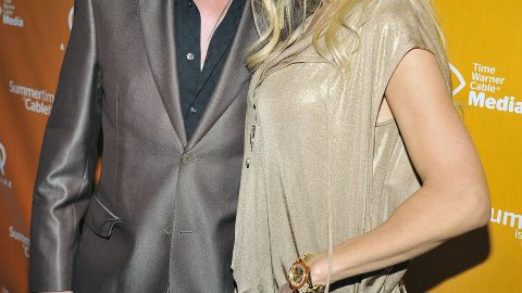 """Micah and Peggy Tanous of """"Real Housewives of Orange County"""" beame part of a long line of cast members who have had financial woes. She <a href=""""http://www.celebuzz.com/2013-06-06/another-real-housewife-goes-broke/"""" target=""""_blank"""" target=""""_blank"""">was reportedly in dispute</a> with three banks over her mansion."""