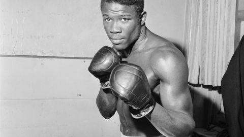 """Former world-class boxer Emile Griffith, who won five titles during the 1960s, <a href=""""http://www.cnn.com/2013/07/23/us/boxer-griffith-obit/index.html"""" target=""""_blank"""">died July 23</a>, the International Boxing Hall of Fame announced. He was 75."""