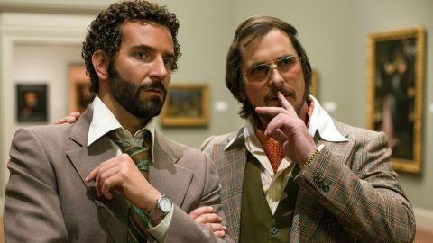"""<strong>Best motion picture, musical or comedy:</strong> """"American Hustle"""""""
