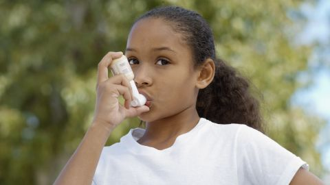 The asthma epidemic may be leveling off