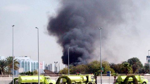 """An attack on the <a href=""""http://www.cnn.com/2004/WORLD/meast/12/06/jeddah.attack/index.html"""">U.S. Consulate in Jeddah, Saudi Arabia,</a> killed nine people on December 7, 2004. A Saudi group linked to al Qaeda claimed responsibility for the attack."""