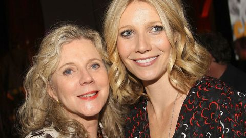 """Gwyneth Paltrow's parents, actress Blythe Danner and TV director/producer Bruce Paltrow, at first encouraged her to focus on school even though she showed an early affinity for the spotlight. <a href=""""http://www.nytimes.com/1994/08/03/garden/at-lunch-with-blythe-danner-and-gwyneth-paltrow-not-entirely-out-of-character.html?pagewanted=all&src=pm"""" target=""""_blank"""" target=""""_blank"""">The story goes that Gwyneth joined her Tony-winning mom on stage</a> as a toddler in 1974 and recited Blythe's lines. When she began landing roles in movies such as 1991's """"Hook,"""" it was clear Gwyneth was destined for film sets. An Oscar for 1998's """"Shakespeare in Love"""" wasn't far behind."""