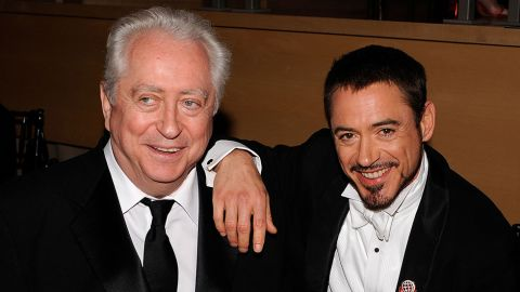 """Robert Downey Jr. has had some tough times, but he probably has made his father, Robert Downey Sr., proud. The elder Downey has worn many hats throughout his career, ranging from actor to writer to director, including the 1969 film """"Putney Swope."""" Robert Jr. honed his acting chops early on and <a href=""""http://www.cnn.com/2013/07/17/showbiz/celebrity-news-gossip/robert-downey-jr-forbes-list/index.html?iref=allsearch"""">is now the highest-paid actor in Hollywood. </a>"""