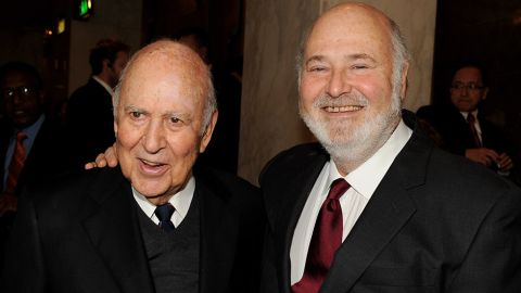 """Rob Reiner was born to Emmy-winning actor, comedian, writer and producer Carl Reiner, best known as creator of the 1960s classic sitcom """"The Dick Van Dyke Show."""" Rob, too, has been a successful actor (""""All in the Family"""") as well as the director of beloved movies such as """"The Princess Bride"""" and """"When Harry Met Sally."""""""