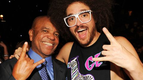 Stefan Gordy is better known to the public as Redfoo of the party-rocking group LMFAO, but around Hollywood, he's probably best known as the son of the legendary Berry Gordy. The Motown Records founder ushered in a sound in the '60s that's far different from what his son is doing today, but both men have had a major impact on music industry trends.