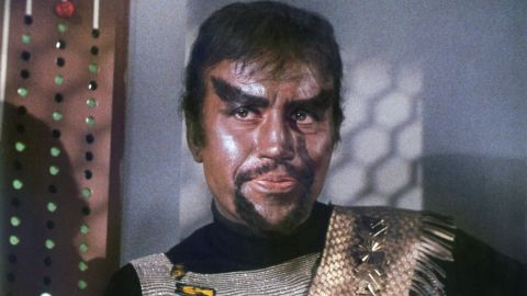 """<a href=""""http://www.cnn.com/2013/08/03/showbiz/star-trek-actor-dies/index.html"""" target=""""_blank"""">Michael Ansara</a>, the character actor best known for playing three iterations of Klingon leader Kang in different """"Star Trek"""" series, died Wednesday, July 31. He was 91."""
