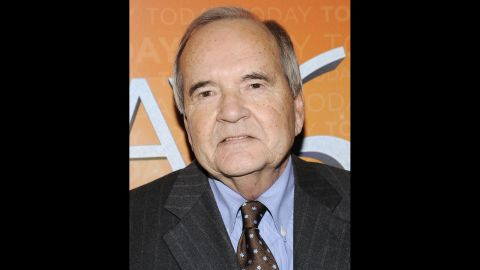 """<a href=""""http://www.cnn.com/2013/08/03/us/nbc-news-palmer-obit/index.html"""" target=""""_blank"""">John Palmer</a>, a veteran reporter for NBC News, died Saturday, August 3, after a short illness, according to the network. He was 77."""
