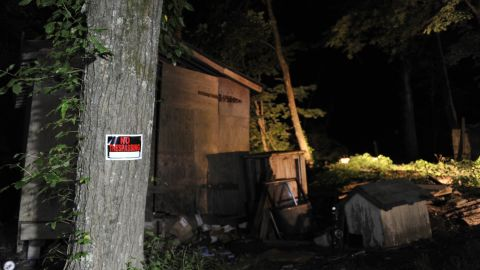 Newell got a building permit to have a storage structure on his property but built a residence without a proper permit, the Pocono Record said.