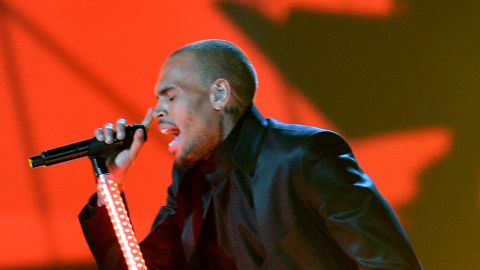 """<strong>September 2014: </strong>On September 2, <a href=""""http://www.cnn.com/2014/09/02/showbiz/chris-brown-plea/index.html?iref=allsearch"""" target=""""_blank"""">Brown pleaded guilty to simple assault</a> for a case stemming from the Washington sidewalk skirmish in October 2013. He was sentenced to time served -- he had already spent a day in jail post-arrest -- and he had to pay a $150 fine. Two weeks later, Brown released his sixth studio album, """"X,"""" to mostly positive reviews."""