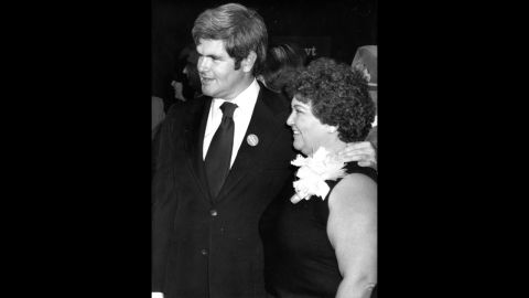 """<a href=""""http://www.cnn.com/2013/08/07/politics/jackie-gingrich-obit/index.html"""">Jackie Gingrich</a>, first wife of former House Speaker Newt Gingrich and mother of his two daughters, died Wednesday, August 7, in Atlanta, according to the funeral home organizing her arrangements. She was 77."""