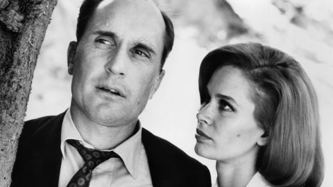 """Robert Duvall and Black play two people in love bucking a crime syndicate in """"The Outfit"""" in 1973."""