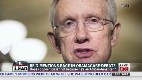 Lead analysis SE Cupp Van Jones Reid Obamacare_00002422.jpg