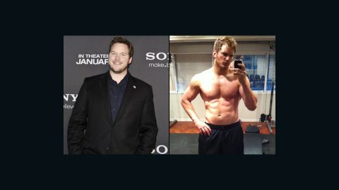 """For """"Guardians of the Galaxy,"""" Chris Pratt gave up beer for six months ... and wound up looking like this."""