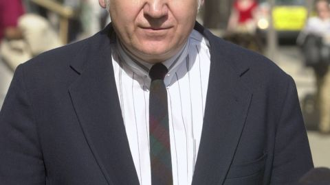 U.S. Rep. James Traficant Jr., D-Ohio, spent seven years in prison after being convicted of bribery and corruption and tax evasion charges in 2002.
