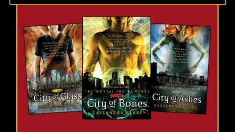 """<strong>Book or movie? </strong>So far, the books are better. While Clare's work has landed on the New York Times best-seller list, """"Mortal Instruments: City of Bones"""" had a rating of just 12% fresh on RottenTomatoes.com."""