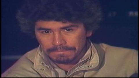 Mexican drug lord Rafael Caro Quintero.