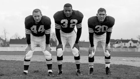 Evidence of CTE was found in the brain of football player Lew Carpenter after his death in 2010 at the age of 78.