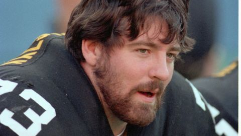 """The death of 36-year-old Pittsburgh Steelers offensive lineman Justin Strzelczyk put the link between football and CTE in the national spotlight. Strzelczyk was <a href=""""http://www.nytimes.com/2007/06/15/sports/football/15brain.html"""" target=""""_blank"""" target=""""_blank"""">killed in a 2004 car crash</a> crash after a 40-mile high-speed chase with police in New York."""