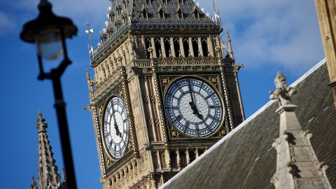 """True, the name """"Big Ben"""" refers to the 13-ton bell inside, but honestly, what image says """"London"""" quite like the famous clock and tower?"""