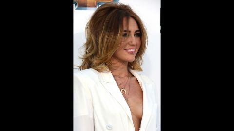 The singer arrives at the 2012 Billboard Music Awards in Las Vegas in May 2012.