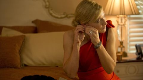 """<strong>Best actress in a motion picture, drama: </strong>Cate Blanchett, """"Blue Jasmine"""""""