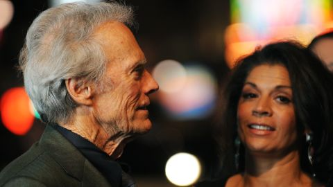 """Movie veteran Clint Eastwood and his wife of 17 years, Dina, separated over the summer of 2013, according to <a href=""""http://www.people.com/people/article/0,,20730212,00.html"""" target=""""_blank"""" target=""""_blank"""">People</a>. They have one daughter together."""