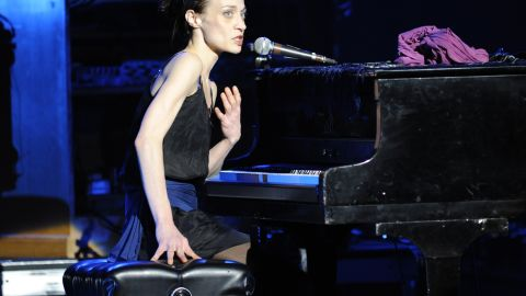 """Fiona Apple, pictured in 2012, won't tolerate a noisy audience during a show. While performing at a Louis Vuitton-hosted party in Tokyo on August 29, 2013, the singer <a href=""""http://www.wwd.com/eye/parties/louis-vuitton-toasts-timeless-muses-in-tokyo-7104070?src=search_links"""" target=""""_blank"""" target=""""_blank"""">grew so irritated</a> with the ceaselessly chattering audience that she shouted """"Predictable! Predictable fashion, what the f***?"""" before storming off. It wasn't as <a href=""""http://www.rollingstone.com/music/pictures/fiona-apples-bad-bad-girl-moments-20120424/her-onstage-meltdown-0997058"""" target=""""_blank"""" target=""""_blank"""">epic</a> as her 2000 disruption, but still quotable."""