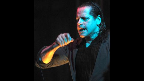 """Glenn Danzig isn't into having his picture taken, but the Bonnaroo organizers failed to mention that to a photographer covering his 2012 set. The rocker <a href=""""http://www.rollingstone.com/music/news/inside-glenn-danzigs-photographer-beef-at-bonnaroo-20120612"""" target=""""_blank"""" target=""""_blank"""">jumped off stage to confront the cameraman</a>, and security had to be called to hold him back. He stormed off to his trailer, but luckily for fans, did return to the show."""