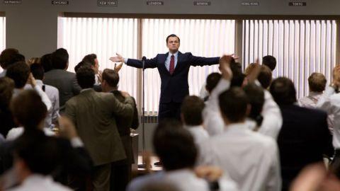 """Leonardo DiCaprio stars as Jordan Belfort in """"The Wolf of Wall Street."""""""