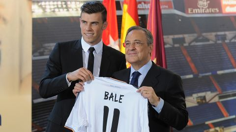 Club president, Florentino Perez, spoke with Spanish prime minister Mariano Rajoy before confirming the move, a Real Madrid statement said.