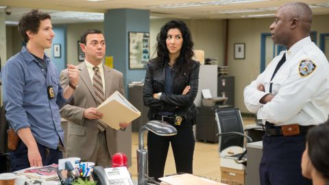 """<strong>Best TV series, musical or comedy:</strong> """"Brooklyn Nine-Nine"""""""