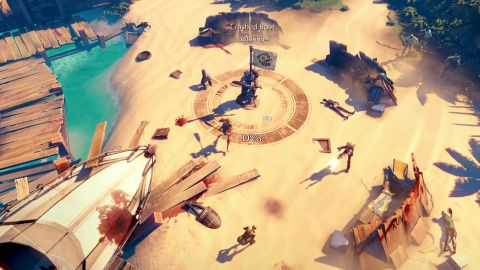 """""""Dead Island Epidemic"""" strands you on a tropical island with a horde of bloodthirsty zombies."""