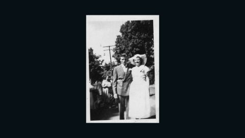 Allan and Norma Munroe were married 63 years.